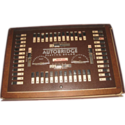 Autobridge Playing Board by Charles H. Goren