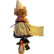"Madame Alexander Doll  ""Mother Goose"""