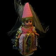 "Madame Alexander Vinyl Doll"" ""Rapunzel"""