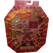"""Barbie Special Collection """"Holiday Presents""""  Gift Set"""