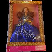 "Walmart Special Edition  ""Portrait in Blue  Barbie"""