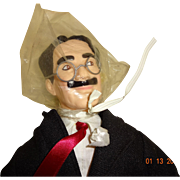 Groucho  Marxx  Doll by  Effanbee