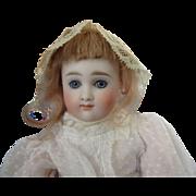 Bisque Closed Mouth Kestner Doll