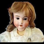 """SALE Antique German Bisque Doll """"Viola""""  H & Co  5"""
