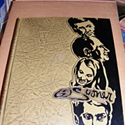 SOLD 1969 OU University of Oklahoma Sooners Yearbook