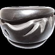 Vintage Billy Cain Avanyu Serpent Jar
