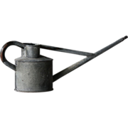 Vintage English HAWS Garden Watering Can