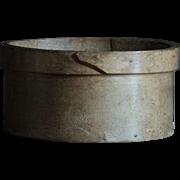 Antique Wooden Dry Grain Measure
