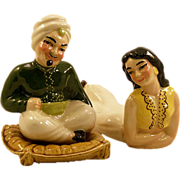 Ceramic Arts Studio of Madison Sultan and Lady Figurines