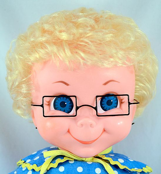 Original Mattel 1967 22 Quot Mrs Beasley Doll Talks And