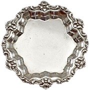 Beautiful Sterling Silver Hallmarked Whiting & Co. Dish