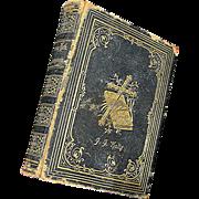 SALE Book:Religious, written in German, c 1849