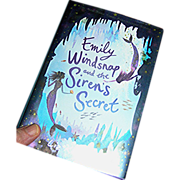 SALE Children's Book; Emily Windsnap and the Siren's Secret by Liz Kessler, Candlewick ...