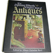SALE Book, The Spinning Wheel Complete Book of Antiques, Revi