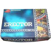 SALE Gilbert Erector Set Mark 20 no 31102 vintage