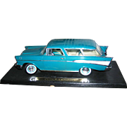 SALE Toy car:model:Chevrolet Nomad: 1957