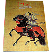 """SOLD Vintage Book: """"The Shaping of the Daimyo Culture, 1185-1868! first printing"""
