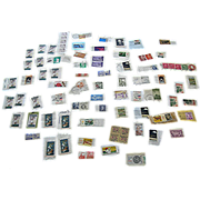 SOLD USA and World postage stamps ranging from the 1920's through 1969