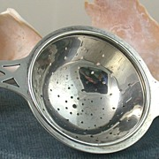 SALE Estate Sterling R. Blackinton & Co. Tea Strainer