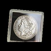 SOLD 1878 S Circulated Morgan Silver Dollar