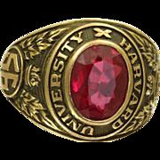 SALE 1956 Harvard University Class Ring