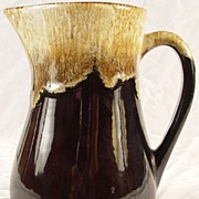 SALE RRP Co. Pitcher (Robinson Ransbottom Pottery) - Drip Pattern