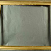 SALE PENDING Vintage 1930'S Gold Gilt Large Wooden Picture Frame