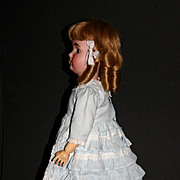 "SALE 23"" Kestner 171 German bisque compo antique doll"