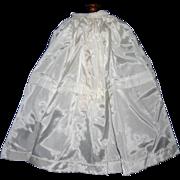 SALE Vintage fashion Lg doll slip Madame Alexander Revlon