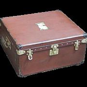 SALE Louis Vuitton trunk....Vintage Louis Vuitton trunk...