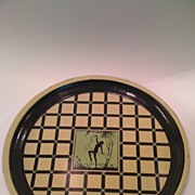 Art Deco Tray
