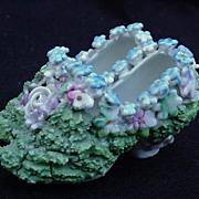 Pair of Elfin Ware Slippers