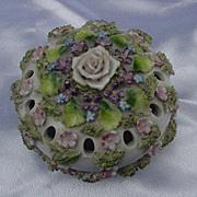 SALE Wonderful Elfinware Pot Pourri or Incense Bowl
