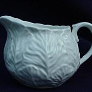 Coalport Countryware Bone China Cream Pitcher, England