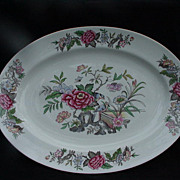 SALE Wedgwood Cathay Serving Platter, 1950s