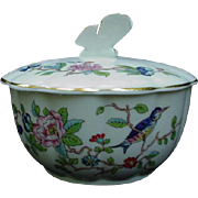 Aynsley Fine English Bone China Candy Dish,  Pembroke Pattern