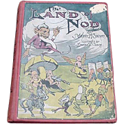 Land of Nod by Walker McSpadden, Illustrated by Edward Chase, 1909