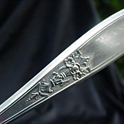 1847 Rogers Bros. Butter Knife, Silverplate