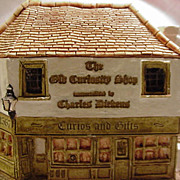 Lilliput Lane Old Curiosity Shop 1985