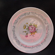 Bread and Butter Plate in Chantilly Rose, Royal Doulton English Bone China