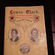 Lewis and Clark Centennial Exposition 1905 Portland, Oregon