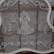 Beautiful Wooden Window Screen