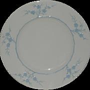 "SOLD Eight, Copeland Spode, Blanche de Chine, 10 3/4"" Dinner Plates"