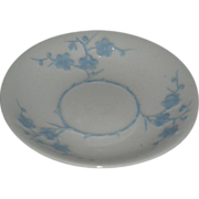SOLD One, Copeland Spode, Blanche de Chine, Butter Pat Plate