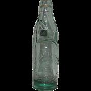 William H. Baxter, Aqua, Mineral Water, Codd Bottle
