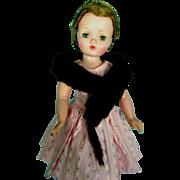 SALE Vintage Genuine Mink Fur Stole for Madame Alexander Cissy Miss Revlon Doll