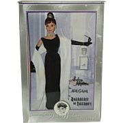 Mattel's  1998 Classic Edition Audrey Hepburn as Holly Golightly in Breakfast At Tiffany's ...