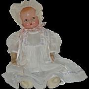"SALE 19"" Ideal Baby Doll   Circa 1929"