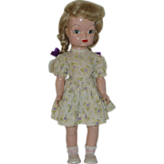 SALE 'Mary Jane' Doll   1953 Terri Lee Look- A- Like