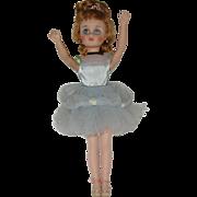 "SALE 1966-1975 Madame Alexander Elise Ballerina Doll   18"""
